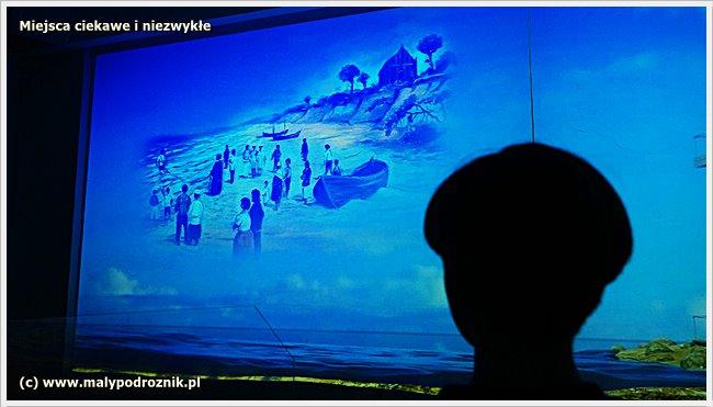 Muzeum Multimedialne na Klifie w Trzęsaczu