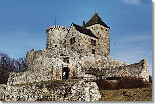 Będzin - zamek