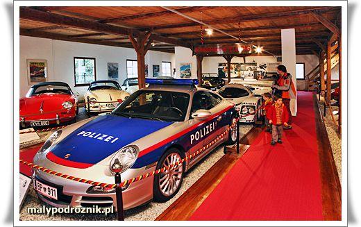 Porsche Automuseum w Gmünd
