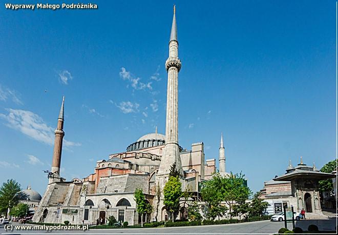 Istanbul, Stanbuł, Haghia Sophia