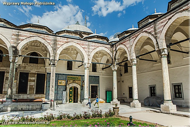 Istanbul, Stanbuł, Topkapi Palace