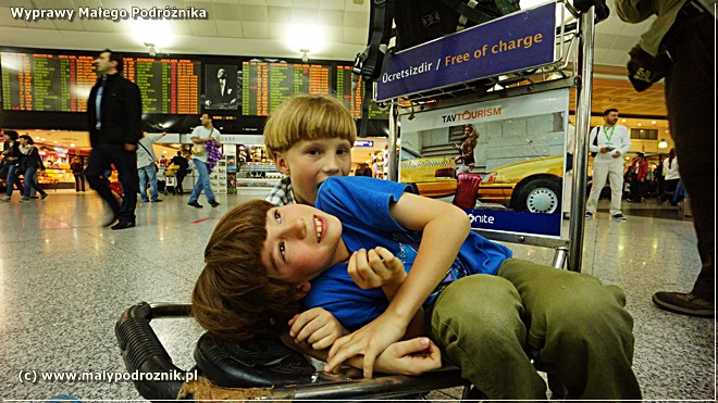 Istanbul, Stanbuł, Airport